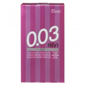 INVI(インヴィ) 0.03 フィット