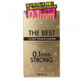 ザ・ベストコンドーム0.1mmストロング