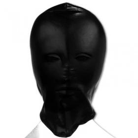 ボンデージ風全頭マスク
