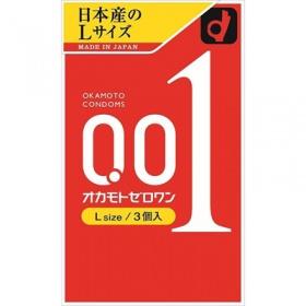オカモトゼロワン0.01 (Lサイズ)