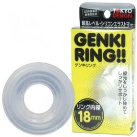 GENKI RING(げんきりんぐ) (18mm)