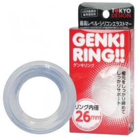 GENKI RING(げんきりんぐ) (26mm)