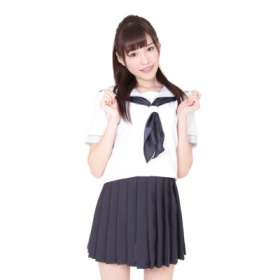 神(かみ)高校夏用特別制服