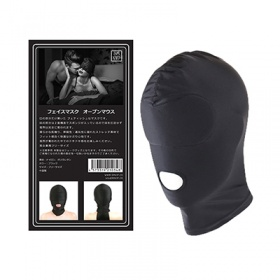 フェイスマスク (オープンマウス)