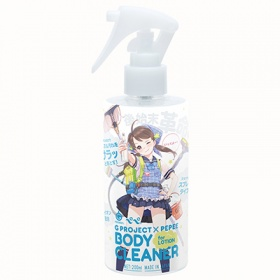 G PROJECT×PEPEE (BODY CLEANER FOR …