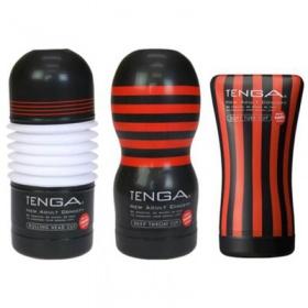 TENGA(テンガ)ハードエディション お試しセット
