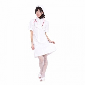 天使ナース (ホワイト)